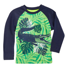 Toddler Boy Long Sleeve Swim Shirt