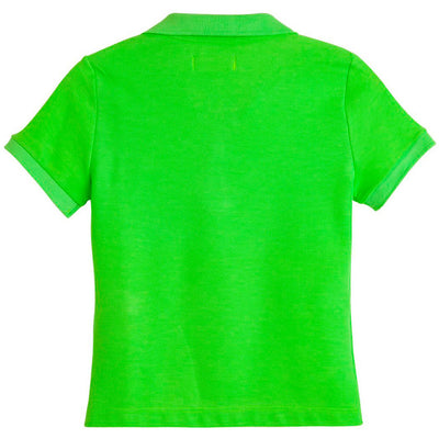 Toddler Boy Polo Shirts With Solid Color Offcorss Usa