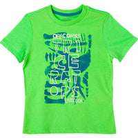 Toddler Boy Funny Printed T shirt 12m 18m 2T 3T (Blue, Green, White)