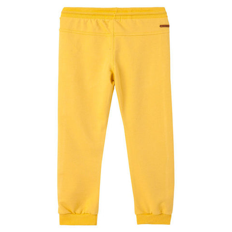 OFFCORSS | Yellow Toddler Boy Jogger Sweatpants
