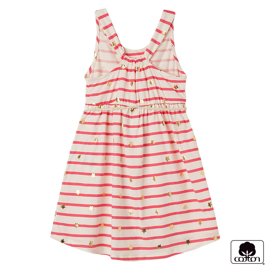 Sleeveless Toddler Dress