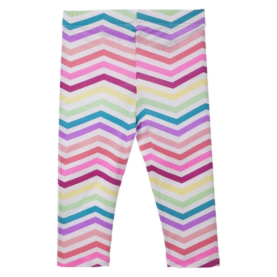 Colorful Leggings for Toddler Girl