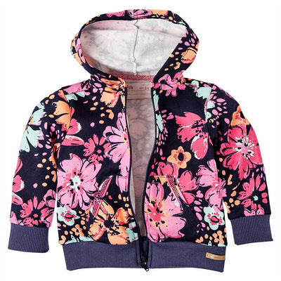 Toddler Girl Hoodie Jacket