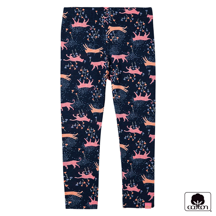 Cute Leggings with Designs for Toddler Girl