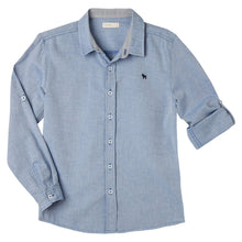 Boys Dress Shirts Button Down