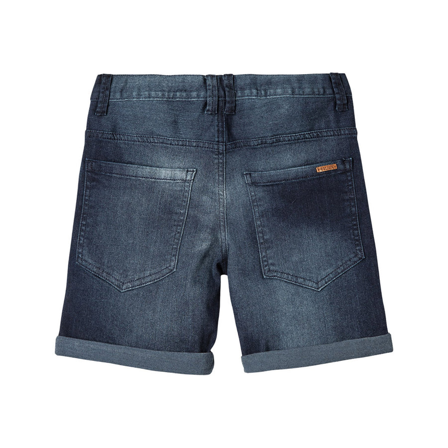 Boys Denim Shorts with Pockets