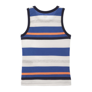 Boy's Striped Tank Tops