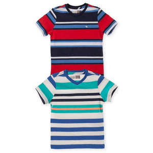Striped T Shirt 2Pack