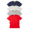 Boys Casual Short Sleeve T-Shirt Pack