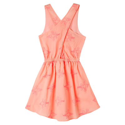 Sleeveless Stylish Girls Dresses