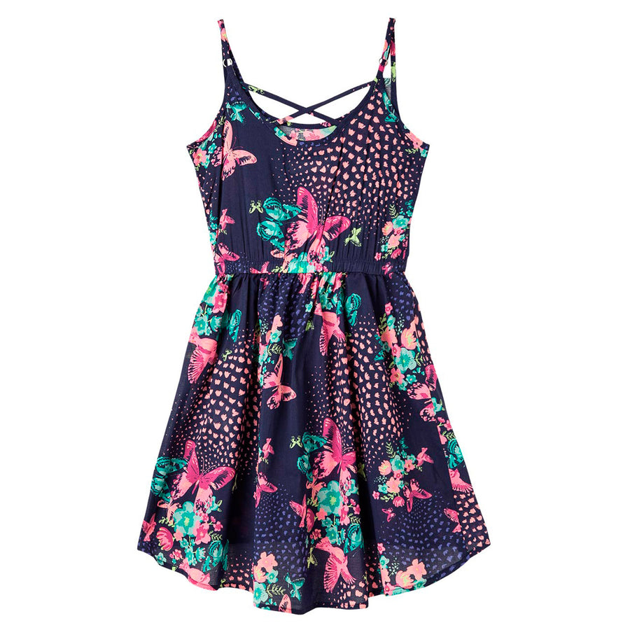 Girls Sleeveless Spring Dresses
