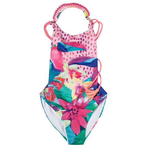 One Piece Bathing Suits for Girls