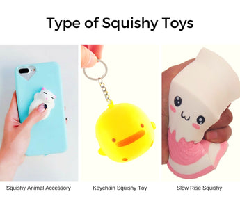 Best Selling Toy for 2018: Super Cute Animal Squishy Toys
