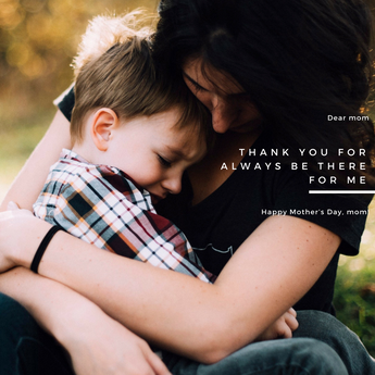 40 Ways to Thank Your Mom on this Mother's Day