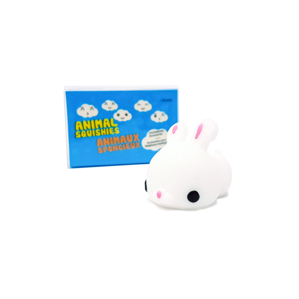 Revo Toys Animal Squishies Snowball the Bunny