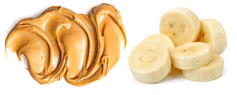 peanut butter banana oatmeal 20g protein gluten free no added