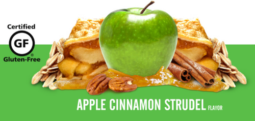 Apple Cinnamon Strudel