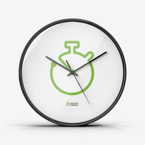 Wall Clock Silent Non Ticking Quality Quartz