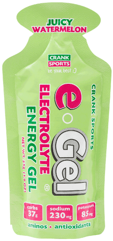 eGel Energy Gel