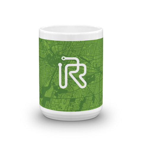 Rochester Map Mug