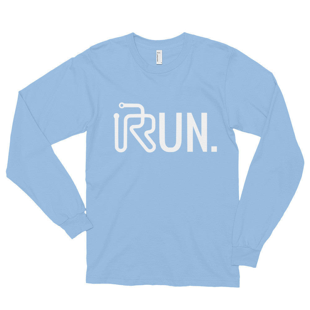 RUN. Long Sleeve T-shirt (unisex)