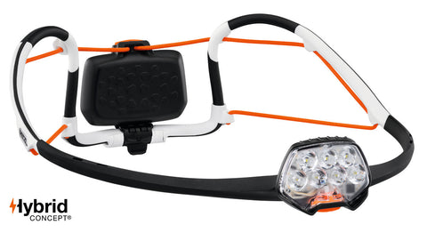 Petzl IKO Core 500 Hybrid Headlamp