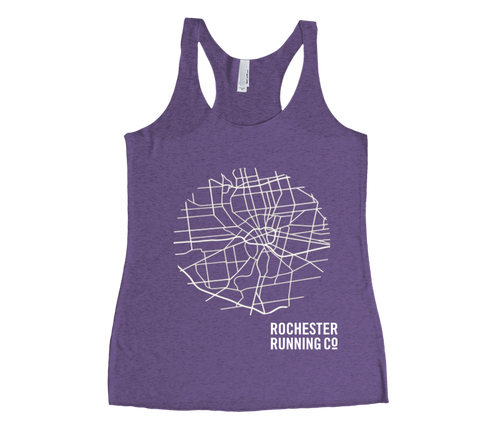 Women's Roc Map Tank
