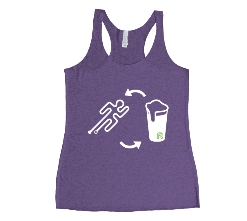 Women's Run, Beer, Repeat Tank