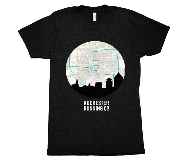 Rochester City Silhouette Tee
