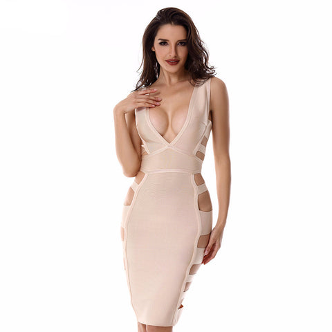 Chyna Bandage Dress