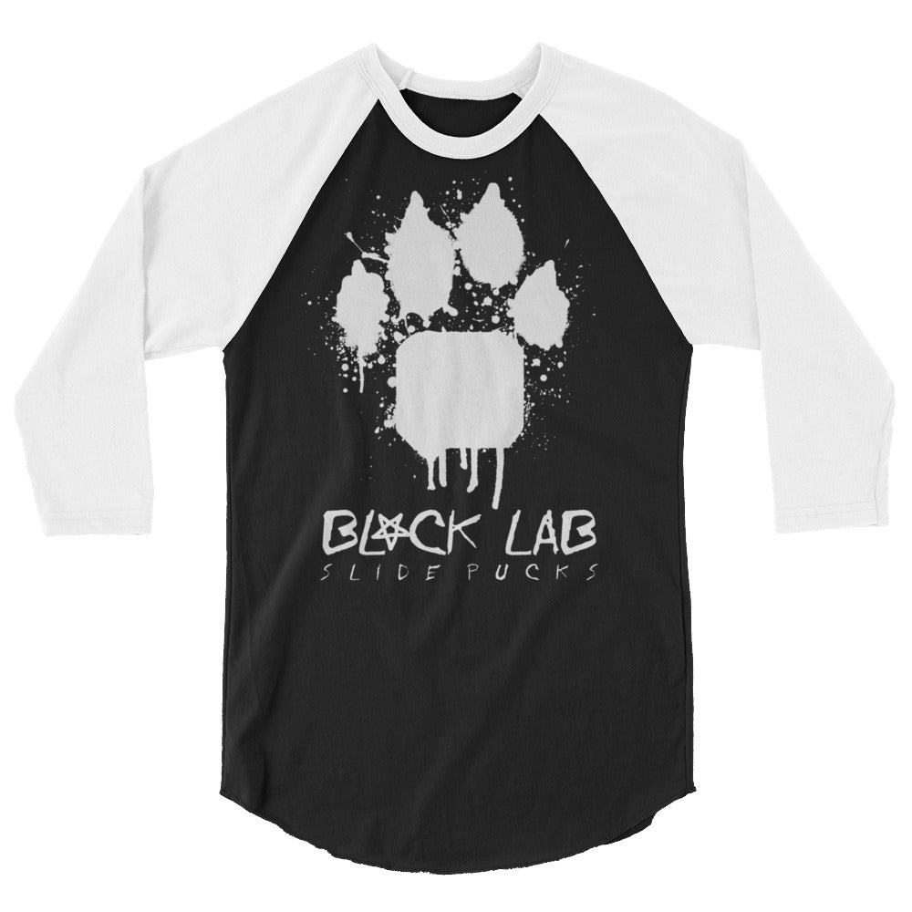 💥NEW💥 Dead Bear 3/4 sleeve raglan shirt