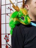 Dragon Shoulder Plush - Asian