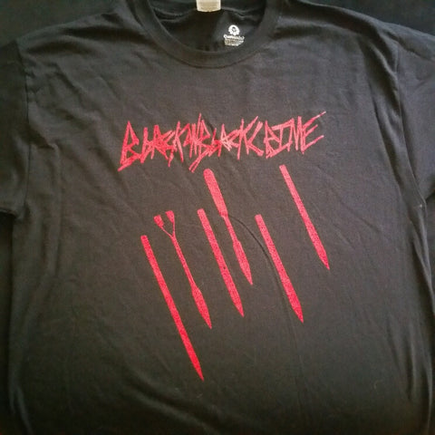 BLACKONBLACKCRIME Official T-Shirt