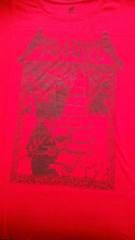 "NIANTIEL ""Cavern of the Skeletal Spirits"" Official T-Shirt (SIZE 3XL)"