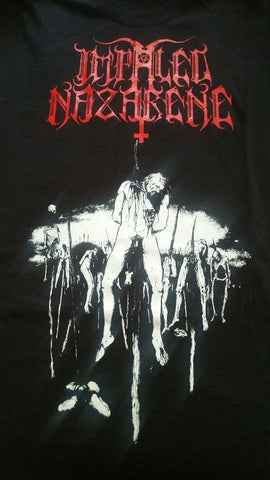 "IMPALED NAZARENE ""K.F.S."" Official T-Shirt (SIZE 2XL)"