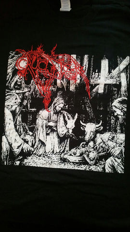 "CRUCIFIER ""Demons of Filth"" T-Shirt (SIZE 2XL)"