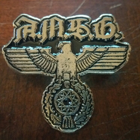 A.M.S.G. Official Metal Pin