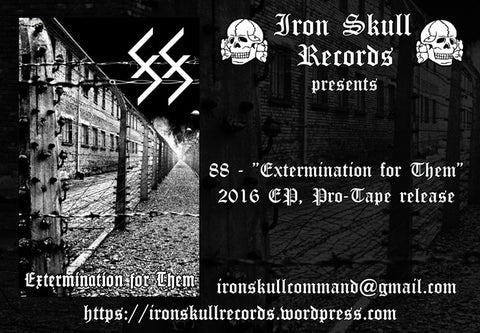 "88 ""Extermination For Them"" Pro-Tape"