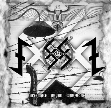 "88 ""Ultimate Aryan Warfront"" CD"