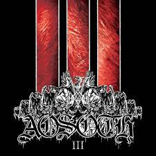 "AOSOTH ""III - Violence & Variations"" Pro-Tape"