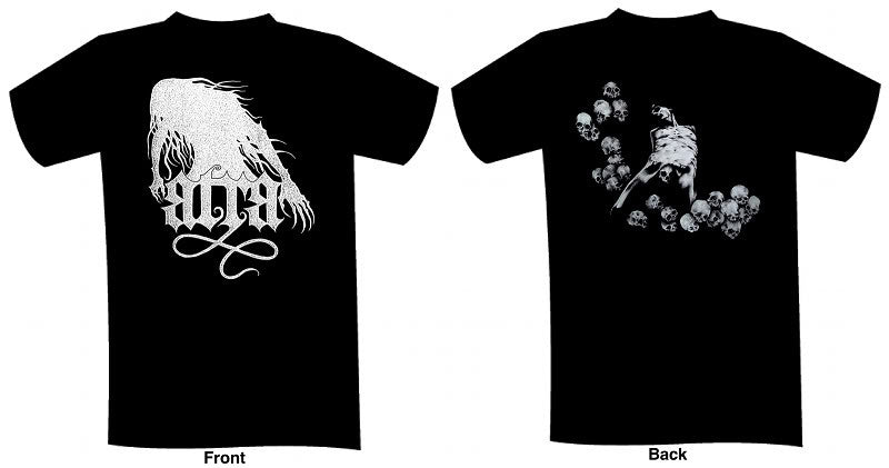 "ATRA ""Logo/In Reverence..."" Official T-Shirt"