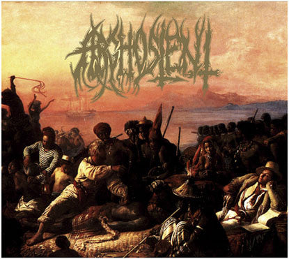"ARGHOSLENT ""Incorrigible Bigotry"" Digipak CD"