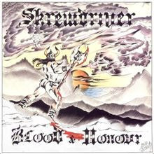 "SKREWDRIVER ""Blood & Honour"" CD"