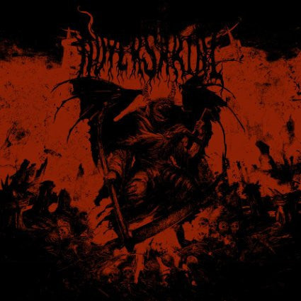 "ADVERSARIAL ""Death, Endless Nothing and the Black Knife of Nihilism"" CD"