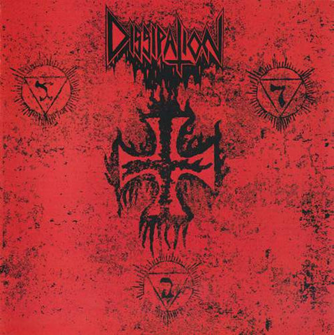 "DISSIPATION ""D.S.W."" 7"" EP"