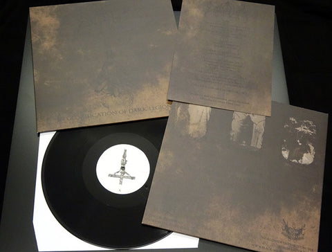 "DRAUG ""In Glorification of Dark Legions"" 12"" EP"