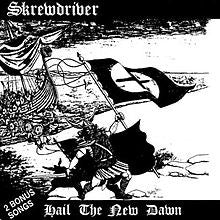 "SKREWDRIVER ""Hail The New Dawn"" CD"