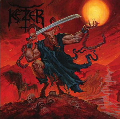 "KETZER ""Satan's Boundaries Unchained"" Digipack CD"