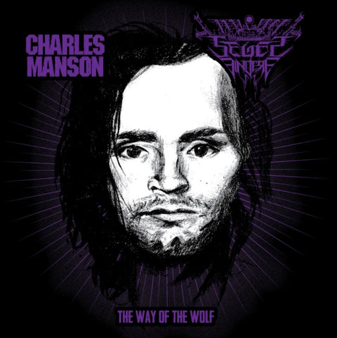 "CHARLES MANSON / SEGES FINDERE ""The Way of the Wolf"" Split 12"" LP"