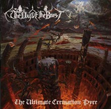"THE DAY OF THE BEAST ""The Ultimate Cremation Pyre"" Pro-Tape"